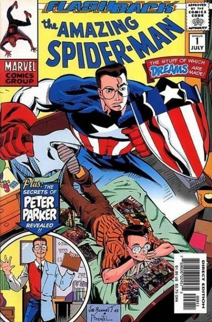 Amazing Spider-Man (1963) No. Minus 1 - Used