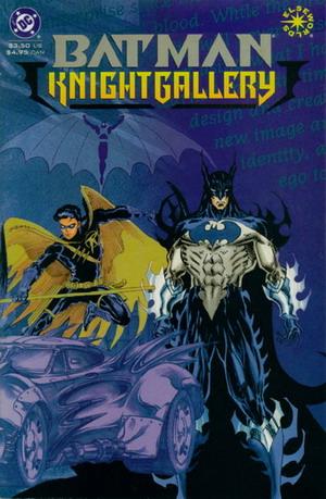Batman Knight Gallery (1995)(Legends of the Dark Knight) no. 1 - Used