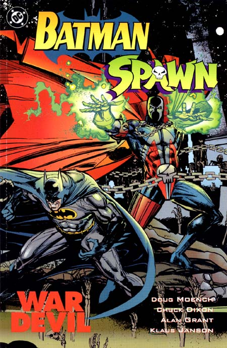 Batman Spawn War Devil (One Shot) Prestige - Used