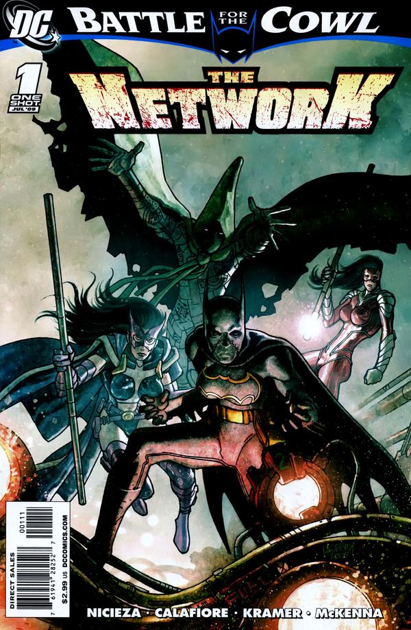 Battle for the Cowl (2009) Bundle of One Shots - Used