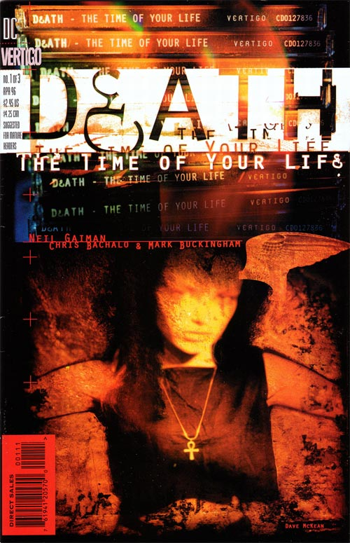 Death: The Time of your Life (1996) no. 1 - Used