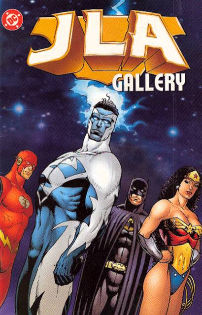 JLA (1997) Gallery no. 1 - Used