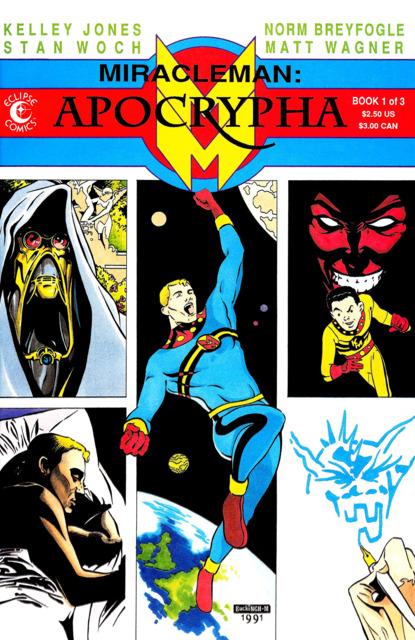 Miracleman Apocrypha (1991) Complete Bundle - Used