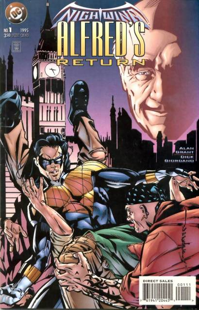 Nighting (1996) Alfred's Return One Shot - Used