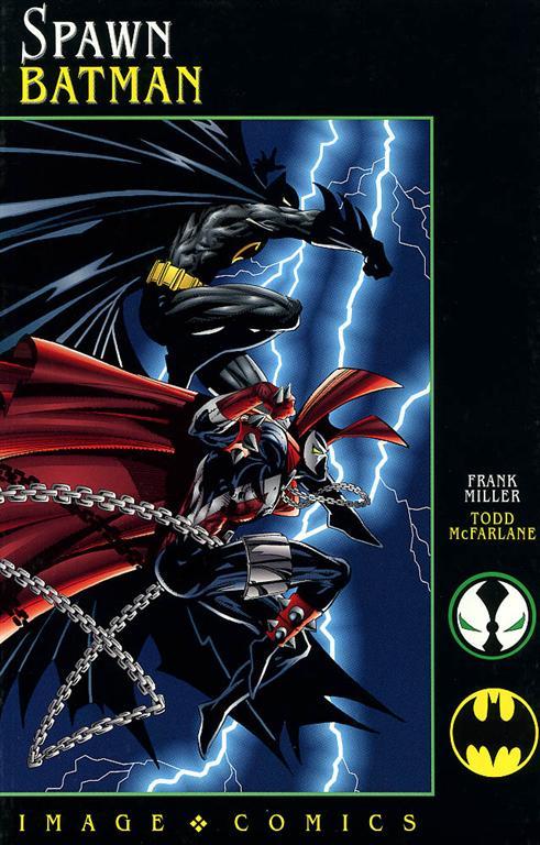 Spawn Batman (1994) One Shot (prestige format) - Used