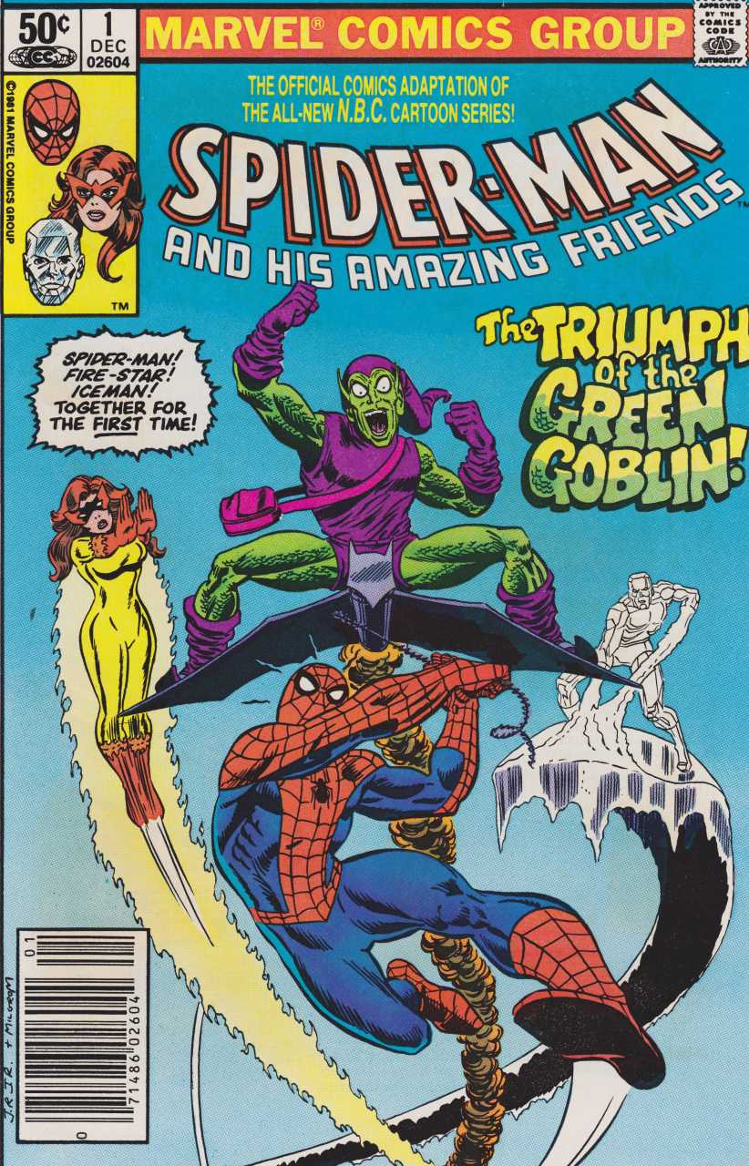 Spider-Man and His Amazing Friends (1981) no. 1 (1 shot) - Used