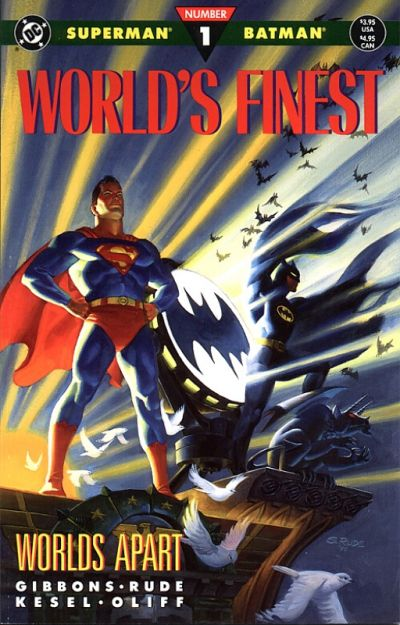 Superman/Batman: World's Finest (1990) Complete Bundle - Used