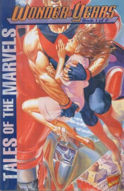 Tales of the Marvels: Wonder Years (1995) Complete Bundle- Used