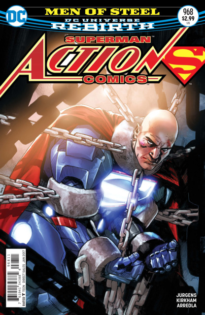 Action Comics (2016) no. 968 - Used