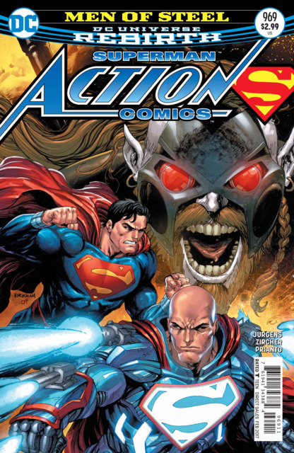 Action Comics (2016) no. 969 - Used