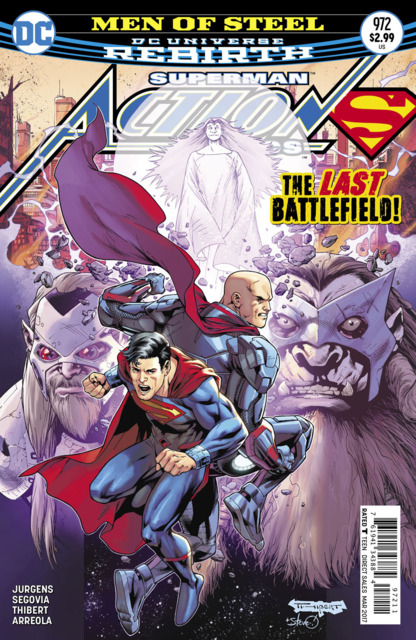Action Comics (2016) no. 972 - Used