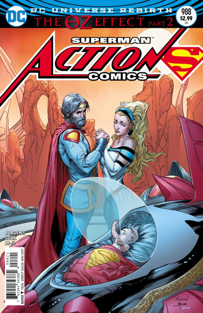 Action Comics (2016) no. 988 - Used