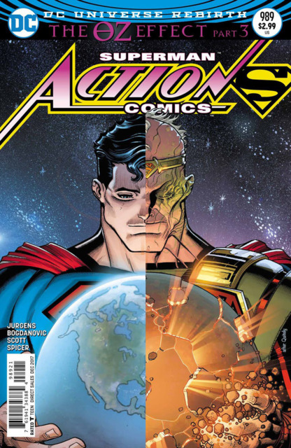 Action Comics (2016) no. 989 - Used