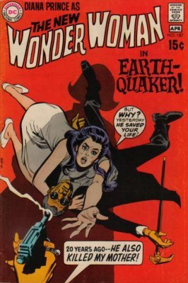 Wonder Woman (1942) no. 187 - Used