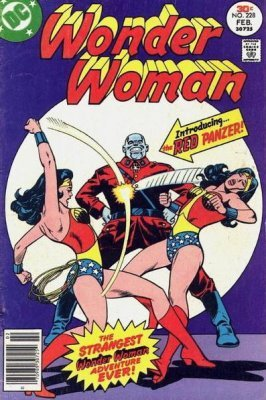Wonder Woman (1942) no. 228 - Used