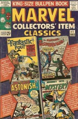 Marvel Collectors Item Classics (1965) no. 1 - Used