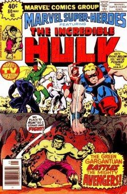 Marvel Super-Heroes (1966) no. 80 - Used