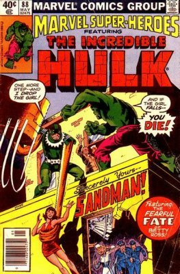 Marvel Super-Heroes (1966) no. 88 - Used