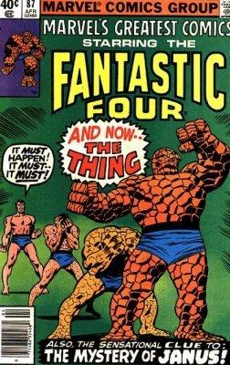 Marvels Greatest Comics (1965) no. 87 - Used