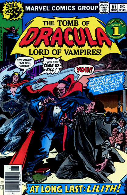 Tomb of Dracula (1972) no. 67 - Used