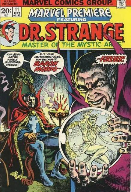 Marvel Premiere (1972) no. 11 - Used