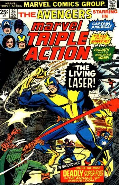 Marvel Triple Action (1972) no. 26 - Used