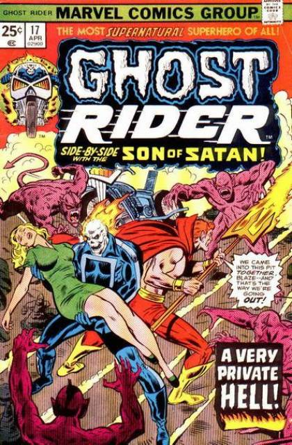 Ghost Rider (1973) no. 17 - Used