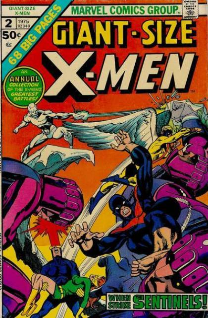 Giant-Size X-Men (1975) no. 2 - Used