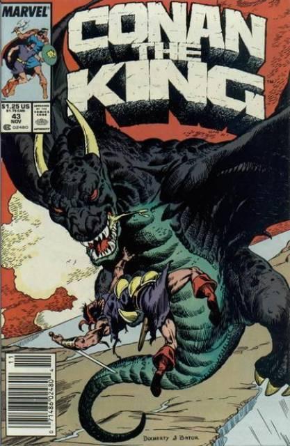 Conan the King (1980) no. 43 - Used