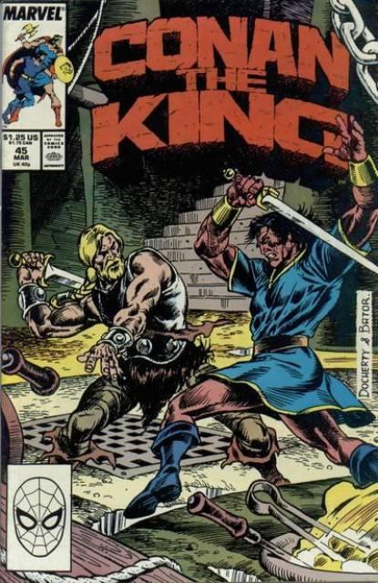 Conan the King (1980) no. 45 - Used
