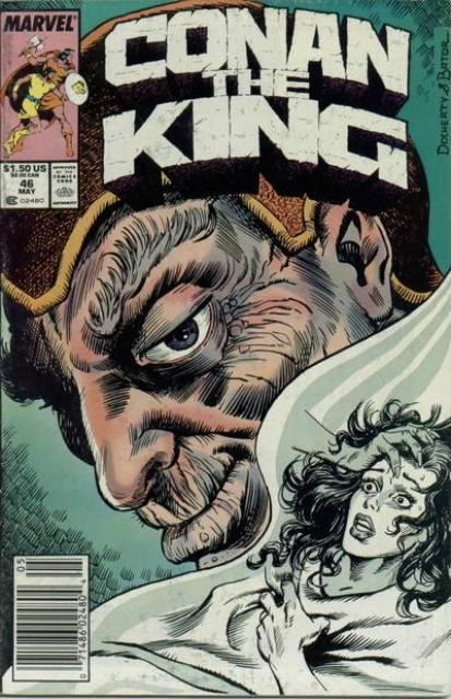 Conan the King (1980) no. 46 - Used