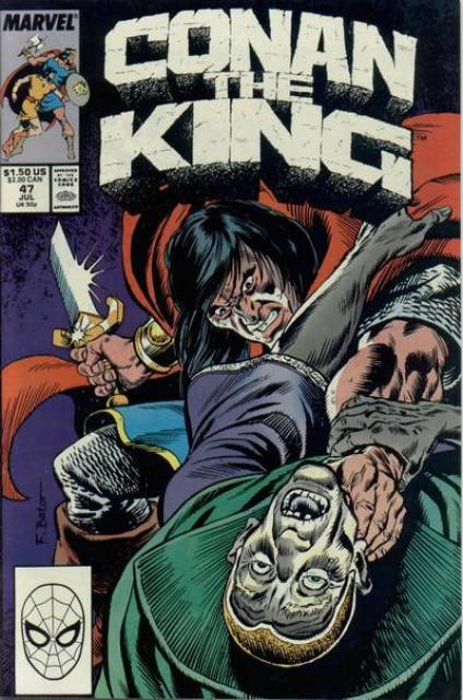 Conan the King (1980) no. 47 - Used