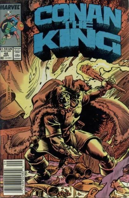 Conan the King (1980) no. 48 - Used