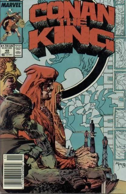 Conan the King (1980) no. 49 - Used