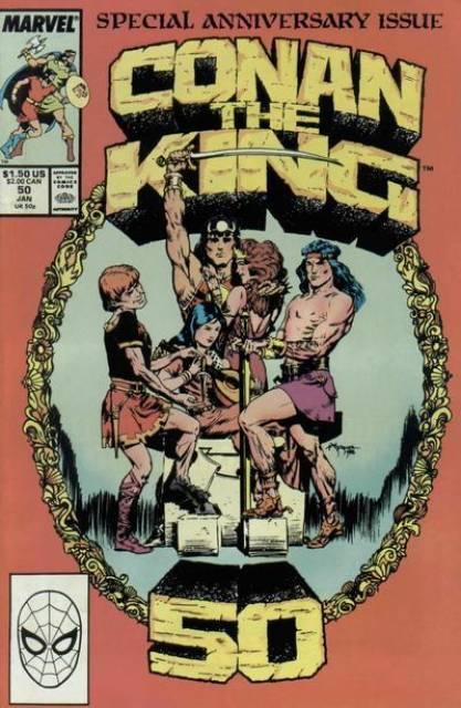 Conan the King (1980) no. 50 - Used