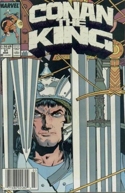 Conan the King (1980) no. 51 - Used