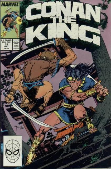 Conan the King (1980) no. 52 - Used