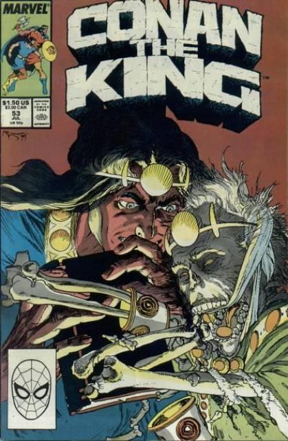 Conan the King (1980) no. 53 - Used