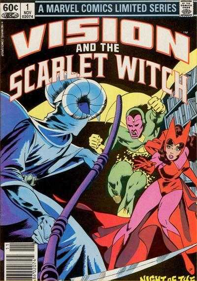 Vision and the Scarlet Witch (1982) Complete Bundle - Used