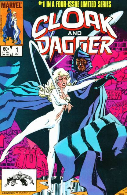 Cloak and Dagger (1983) Complete Bundle - Used