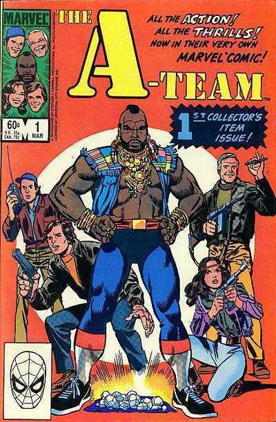 A-Team (1984) Complete Bundle - Used