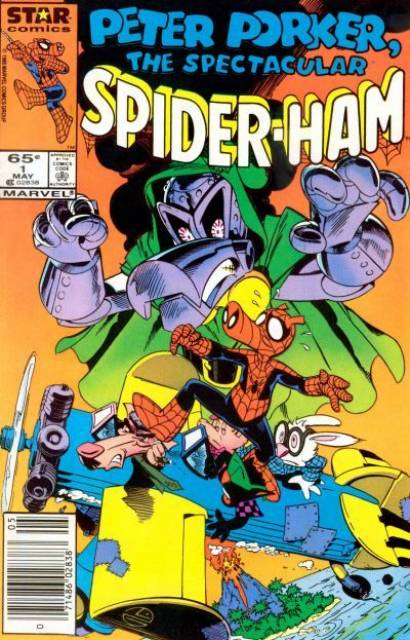 Peter Porker, Spectacular Spider-Ham (1985) no. 1 - Used