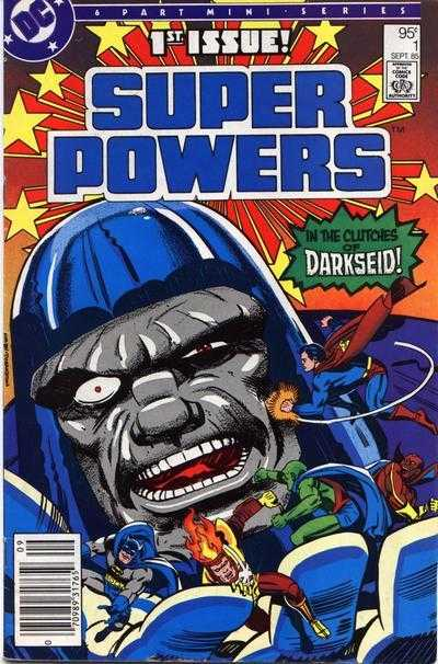 Super Powers (1985) Complete Bundle - Used