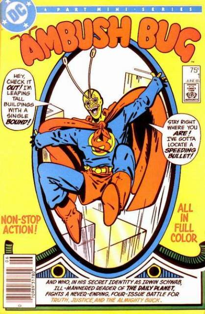 Ambush Bug (1985) Complete Bundle - Used