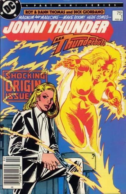 Jonni Thunder (1985) Complete Bundle - Used