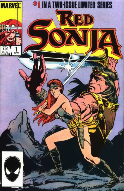 Red Sonja: The Movie (1985) Complete Bundle - Used