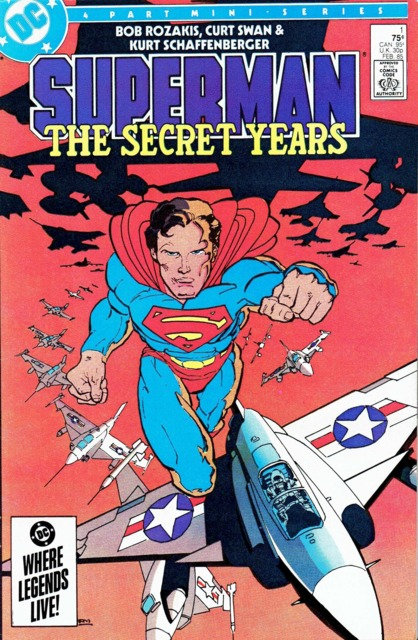 Superman The Secret Years (1985) Complete Bundle - Used