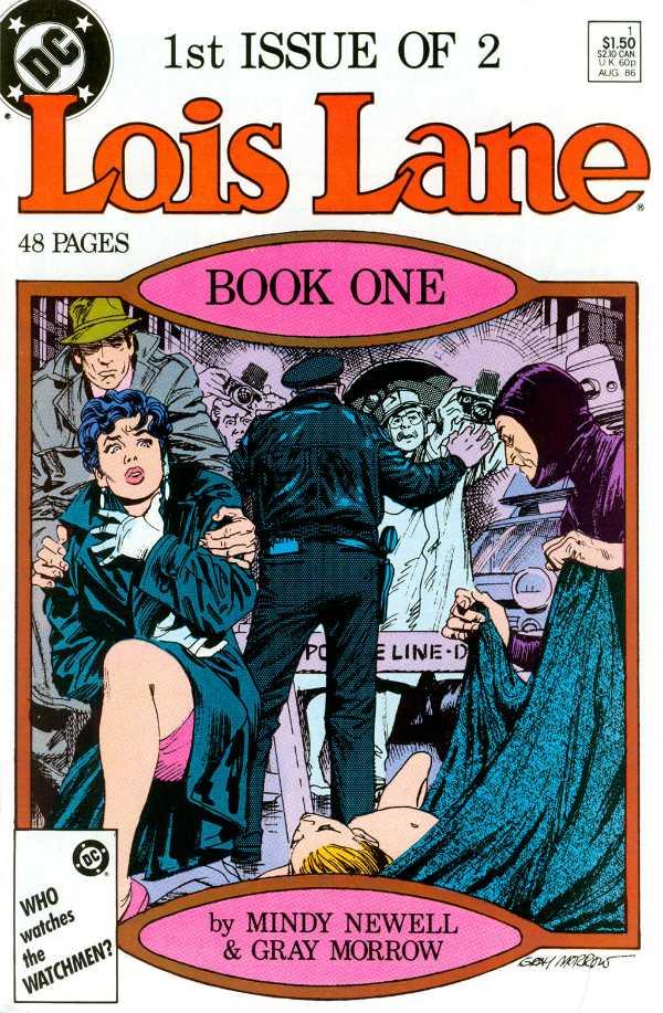 Lois Lane (1986) Complete Bundle - Used