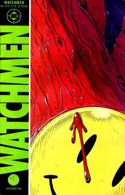 Watchmen (1986) Complete Bundle - Used