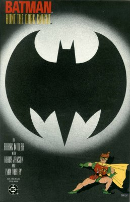 Batman The Dark Knight Returns (1986 1st Printing) no. 3 - Used